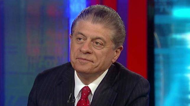 Woot Andrew Napolitano Is Back On FNC, Says He Firmly Stands By His Surveillance Statement.. Way To Go Judge! #MAGA #AndrewNapolitano<br>http://pic.twitter.com/lPgXbwC4RI
