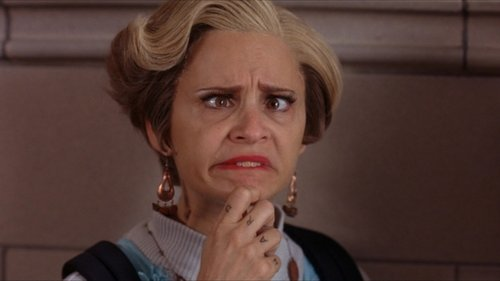 Happy birthday to the divine Amy Sedaris!. Still from Strangers with Candy