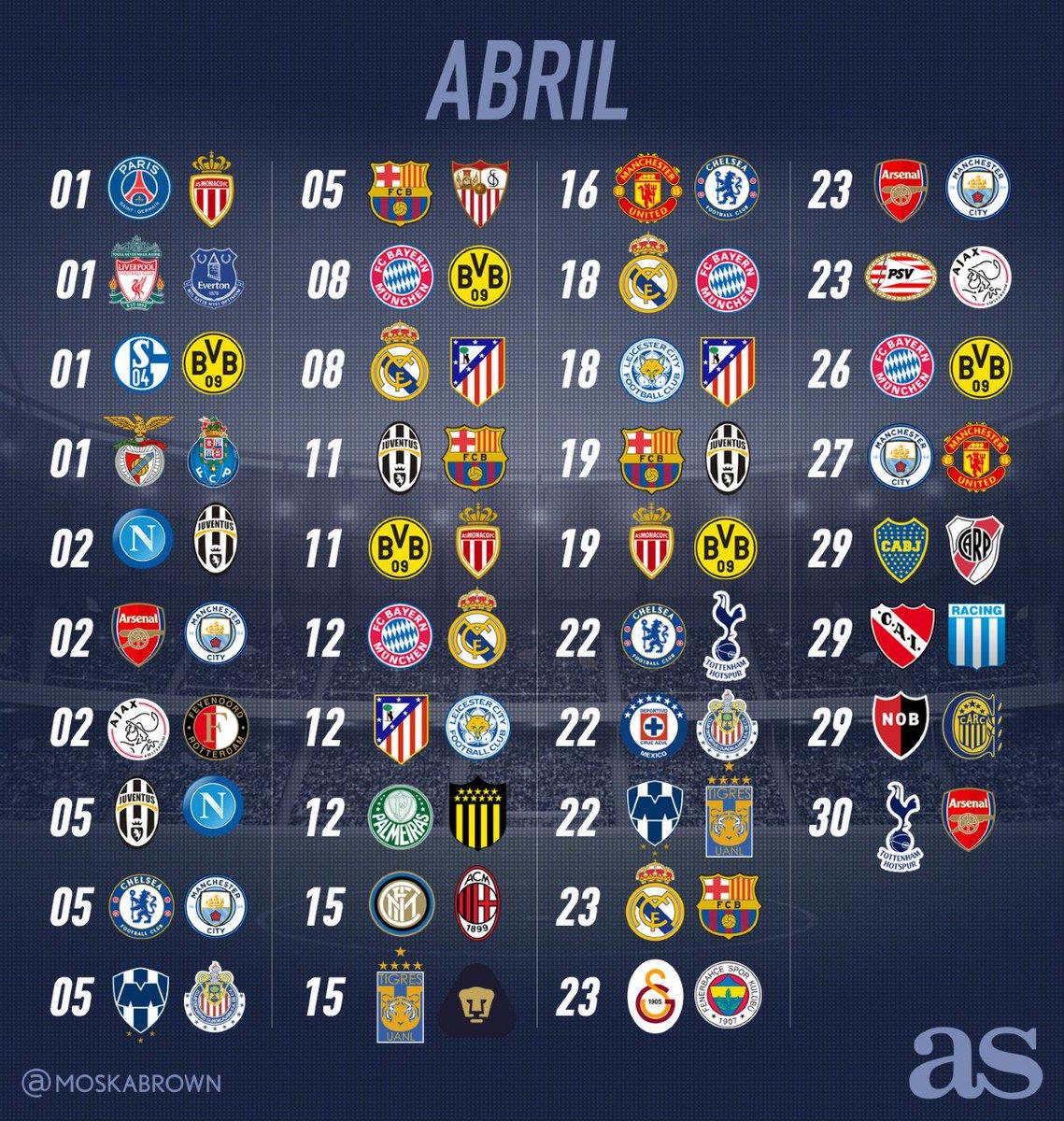 #SiAlgoMeUrgeEs que sea abril...  ¡Para divertirnos como niños! 😃 ⚽️😍...