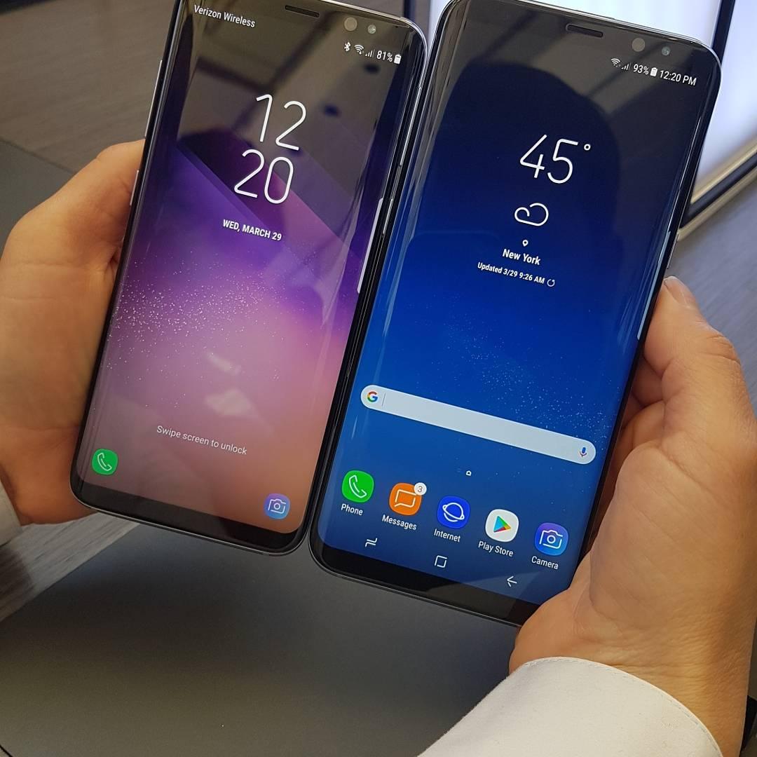 Presentamos los nuevos #GalaxyS8 y #GalaxyS8+ ¡RT si te gustaría tener...