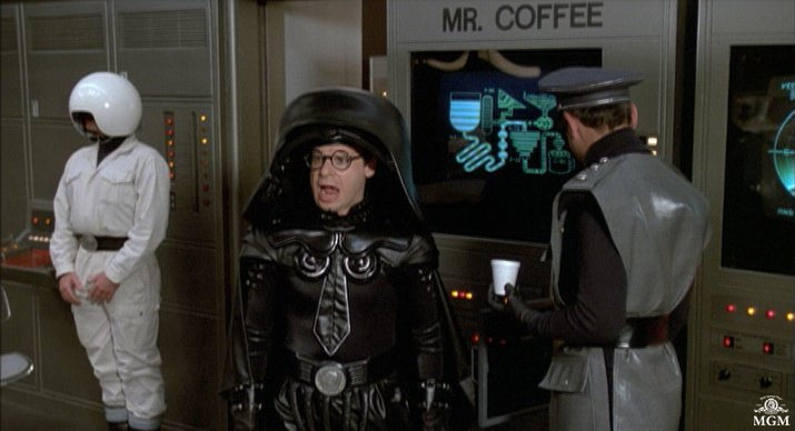 #ThingsAnnoyingCoworkersDo Drink all of the coffee! #Spaceballs https:...