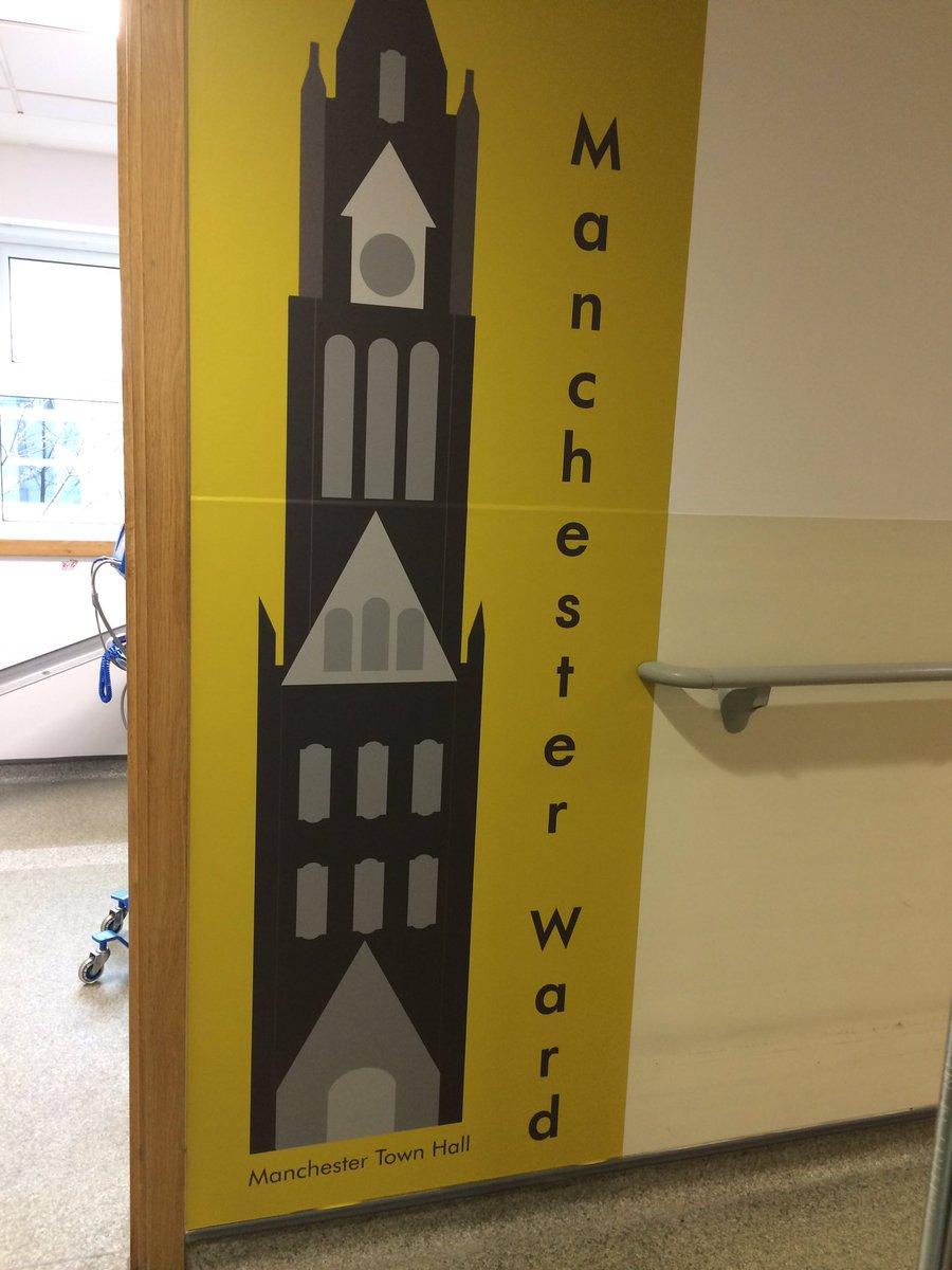 Manchester Ward  looks absolutely fabulous!!! #DMAC@CMFT #chief nurse cmft#MRI <br>http://pic.twitter.com/ElEHPISS1u