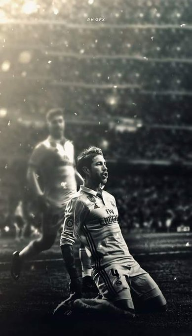 """Happy BirthDay Sergio Ramos. Captain, Leader, Legend \""""Defination Of Never Giver Up\"""""""