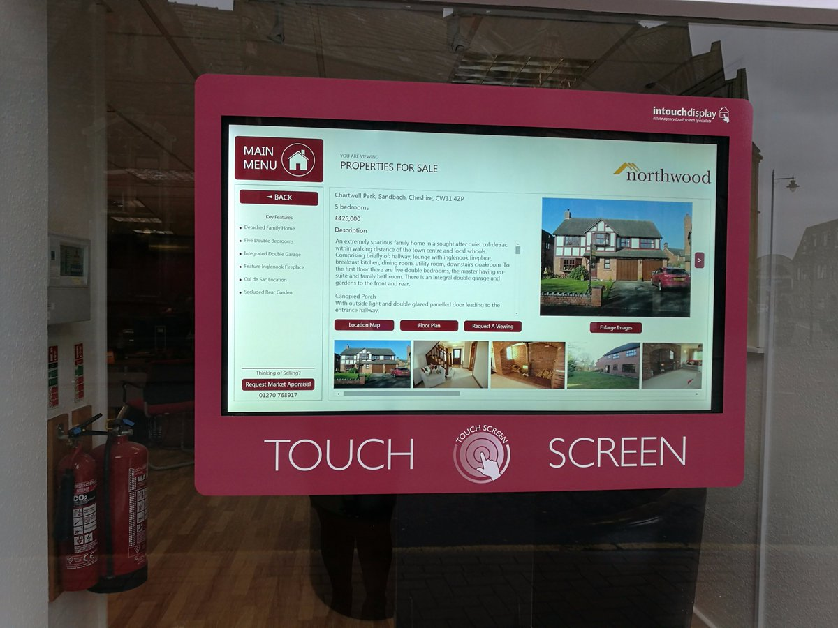 If Youre In Sandbach Pop And See Us Or Have A Look At The Touchscreen Window Northwood Newofficepictwitter FwbPkEIrw1