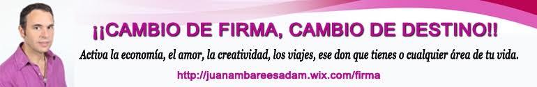 http:// juanambareesadam.wixsite.com/firma  &nbsp;    #exito #salud #amor #Viajes #CREATIVIDAD #dones #successfulfutures #creativity #gifts #Destino #destiny #liderazgo<br>http://pic.twitter.com/M2nzbiofhp