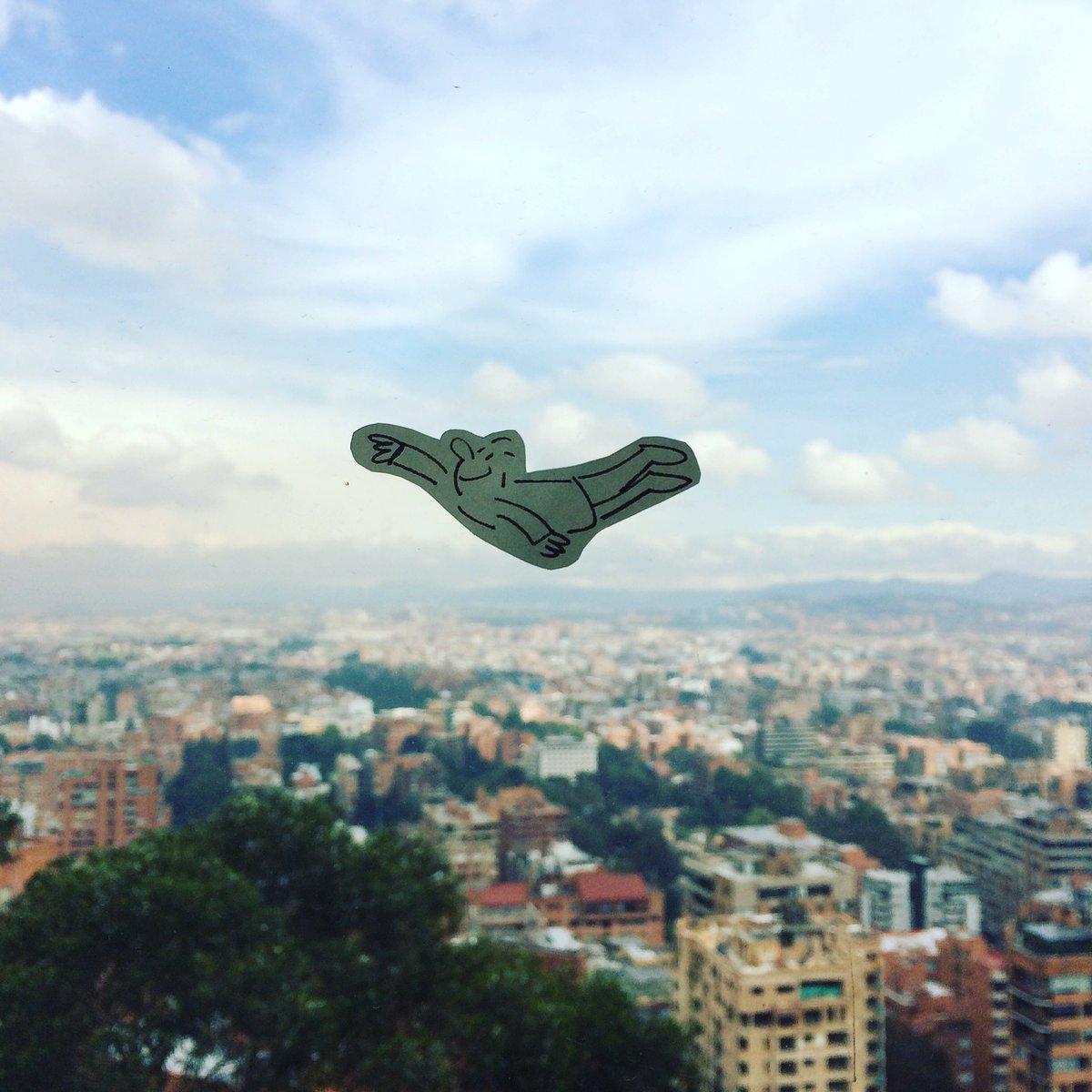 Fin du voyage.Décollage de Bogota #bogota #colombie #voyage #retour #avion #colombia #Vacances #AirFrance<br>http://pic.twitter.com/1IfszpVQS2