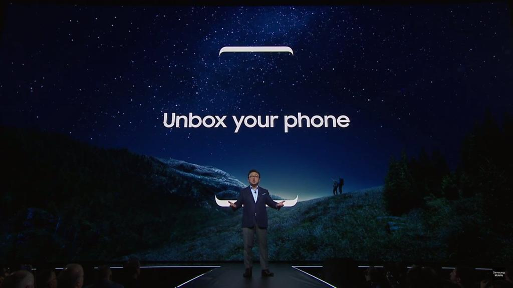 No more barriers & boundaries. Introducing the New Samsung #Galaxy...
