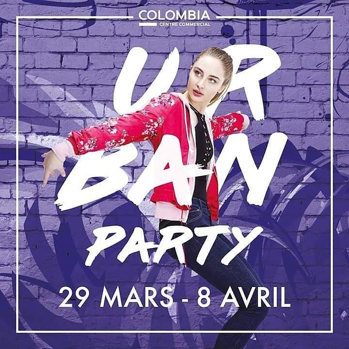 Son Of Sneakers sera présent lors de la Réouverture du Centre Ccial Colombia de Rennes! #UrbanParty #sonofsneakers #Sneakers #Rennes<br>http://pic.twitter.com/LqBGLsjsq1