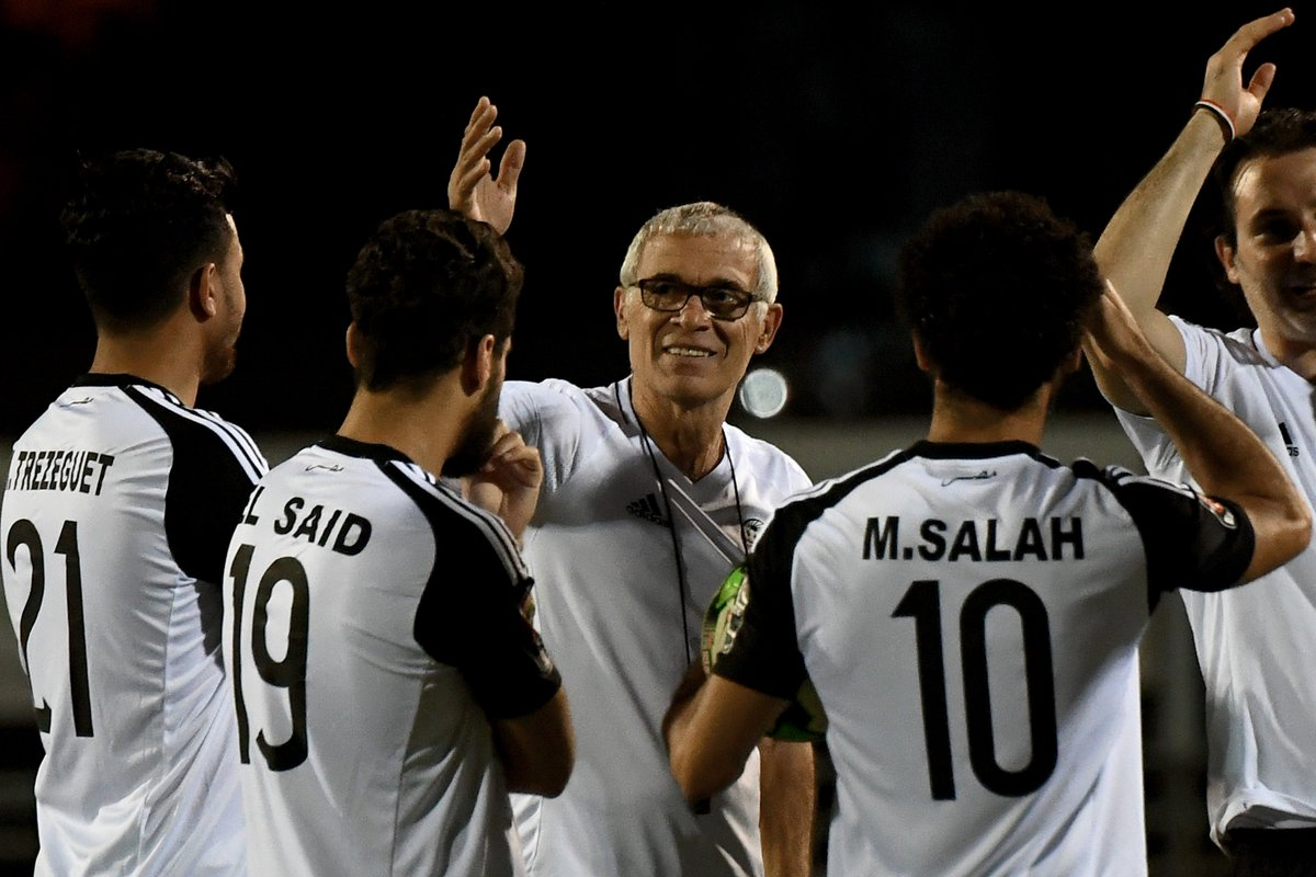 Image result for hector cuper and salah