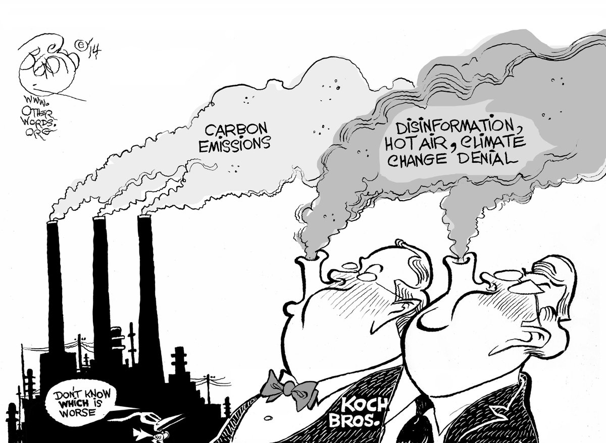 climate change deniers. #EPA #EPATrump #EPACuts #climatechange #pollution #CORRUPTION @GOP #TrumpLies #TheResistance #Indivisible<br>http://pic.twitter.com/gr04ynALXY