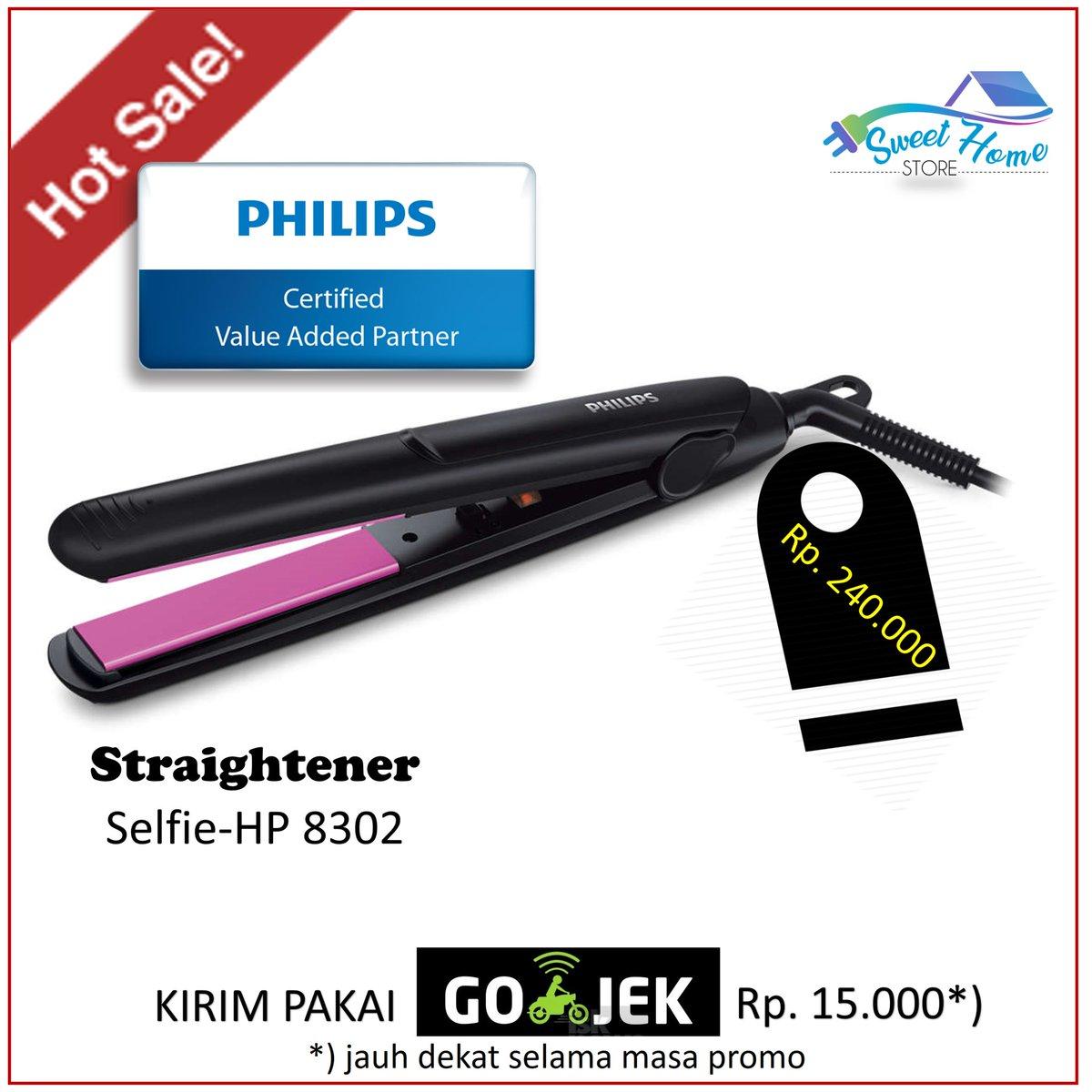 Philips Catokan Rambut Hp8302 Daftar Harga Terlengkap Indonesia Straightener Modern Media