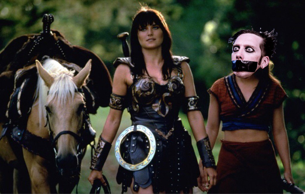 Tape Face On Twitter Otd March 29th 1968 Lucy Lawless Is Born