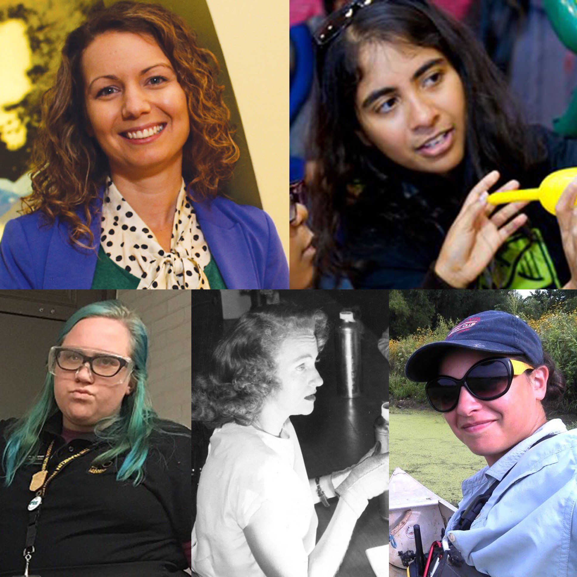 Do you know these 5 women of The Franklin Institute? Throughout March, we will celebrate #5WomenScientists each week https://t.co/Yu8RJjb7f5 https://t.co/1T0PugR99S
