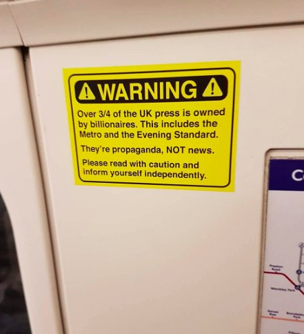 Spotted on the London Underground... https://t.co/xsTZ2C8r5I
