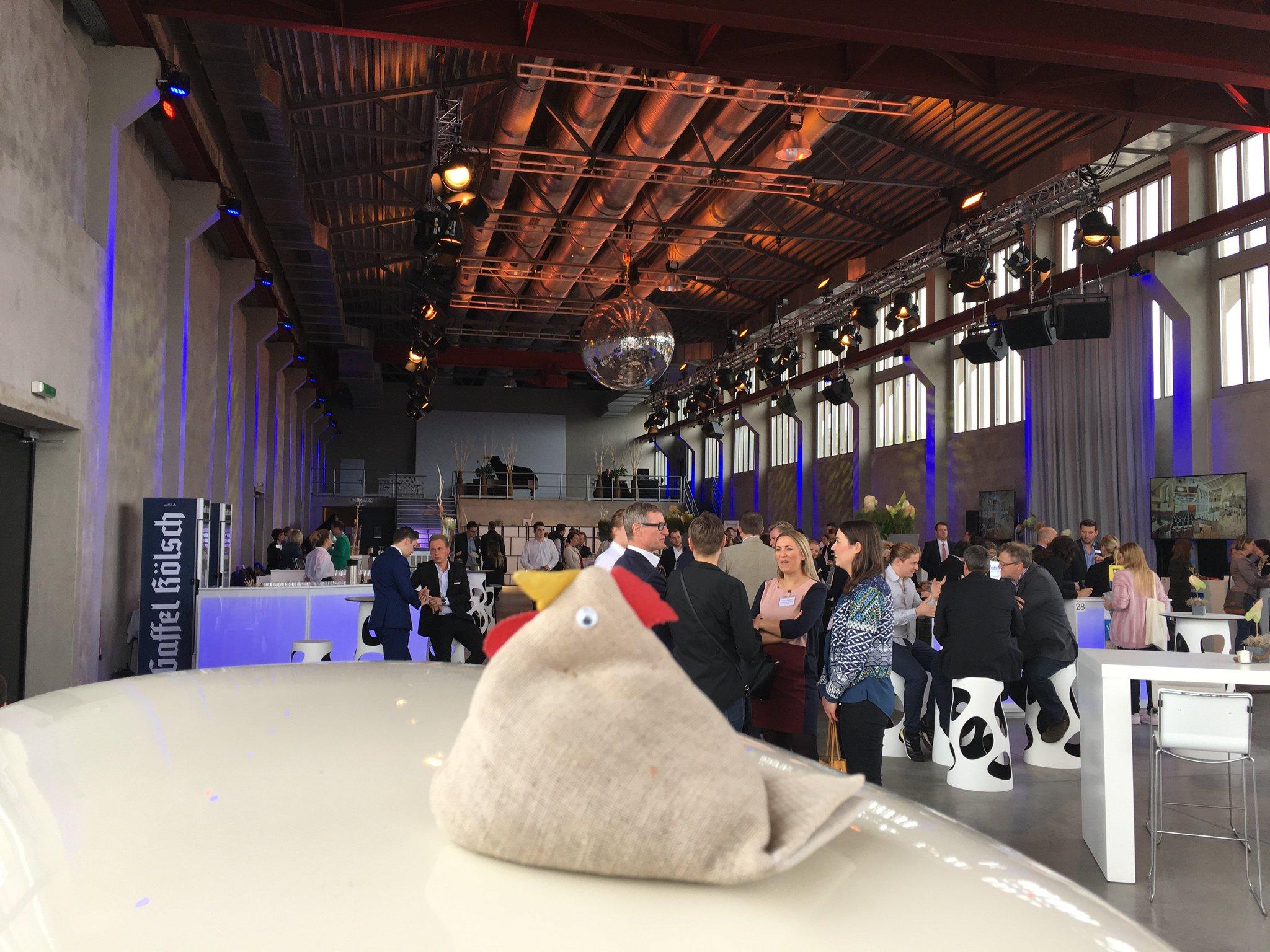 Ganz schön was los hier #meetnrw https://t.co/FGNF2CoItM