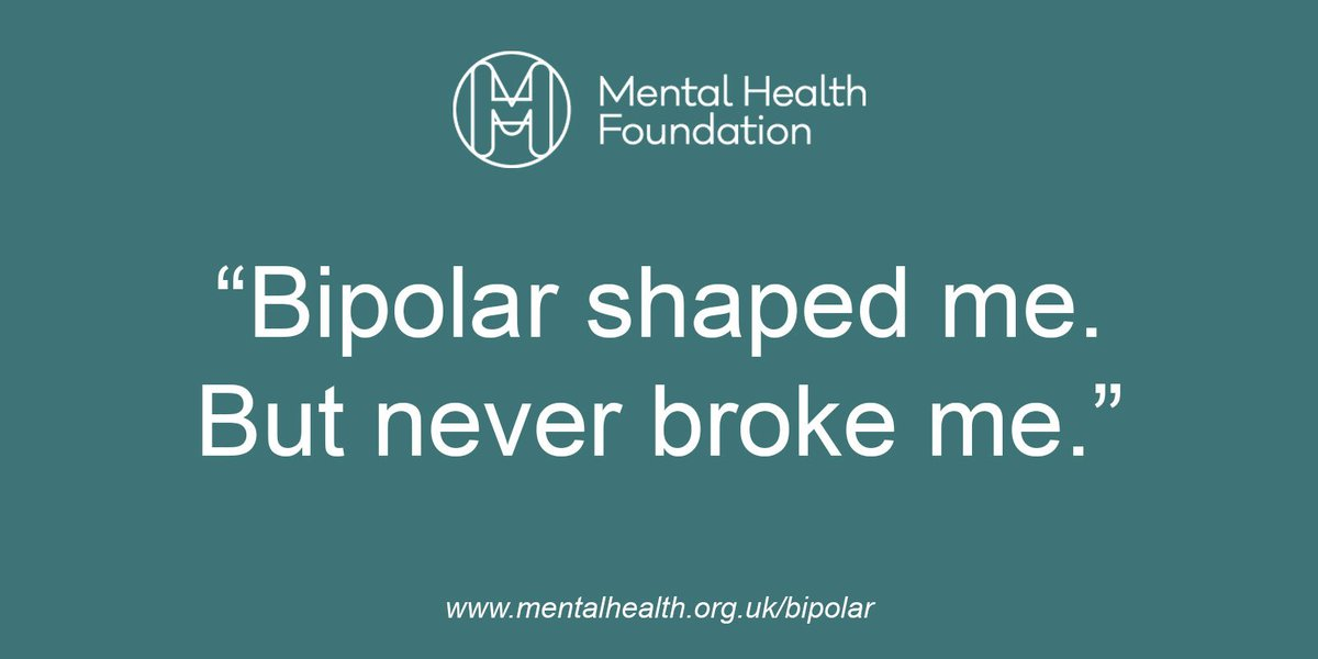 What's it like to have bipolar? We asked people who have bipolar: http...