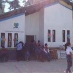 Estamos en #Zequentic #Zinacantán en unas horas cortaremos el listón no de un aula, ¡Sino de tres!   #fundaciónescalera #Chiapas