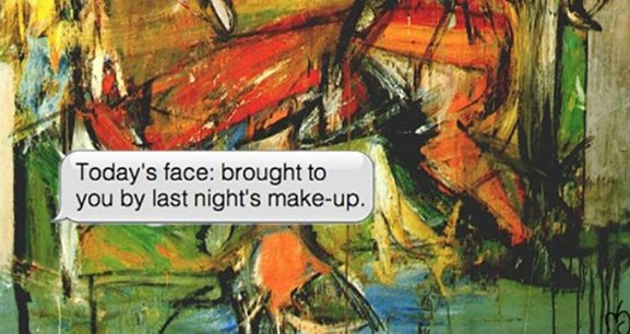 If paintings could text: https://t.co/GF7VF2KlB9 https://t.co/vBOf9ZWVZc