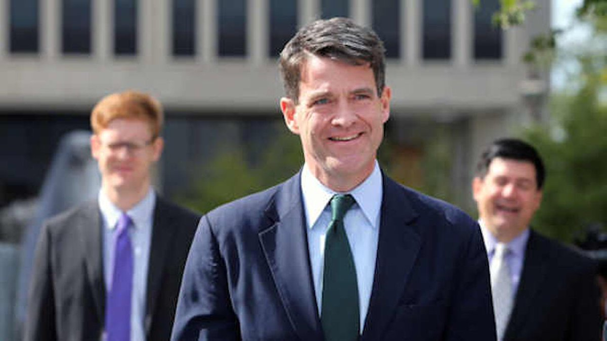 BREAKING:  Bill Baroni sentenced to 24 months for role in #Bridgegate....