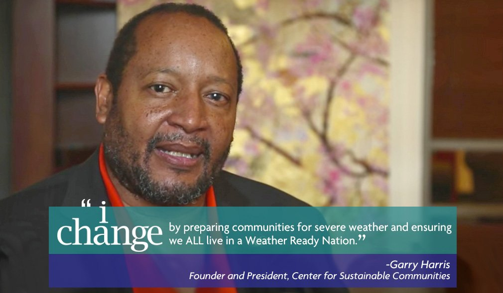 Meet #Climate Changer Garry Harris,Center for #Sustainable #Communities @TomSteyer @citizensclimate @Peoples_Climate  http:// tinyurl.com/jvtuguk  &nbsp;  <br>http://pic.twitter.com/dDXiUWarhi