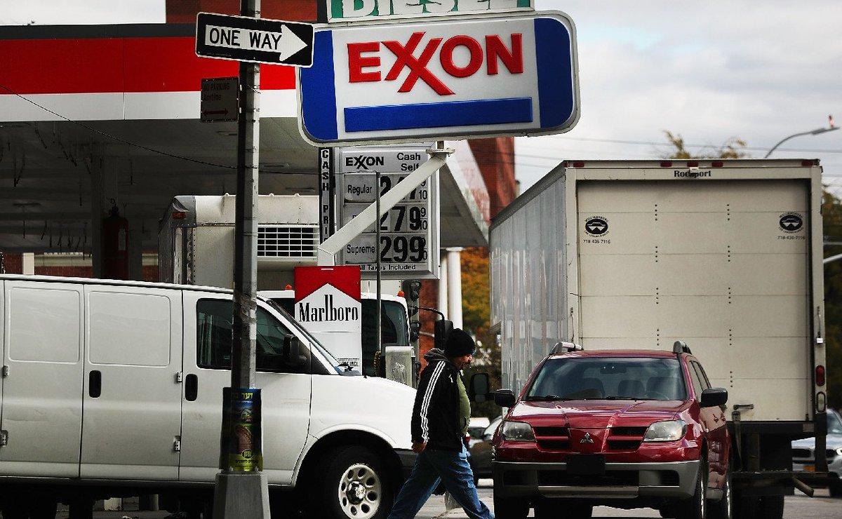 #ExxonMobil appelle Donald #Trump a appliquer l&#39;accord de la #COP21 via @bfmbusiness    http:// bfmbusiness.bfmtv.com/entreprise/exx onmobil-appelle-donald-trump-a-appliquerl-accord-de-la-cop21-1131633.html &nbsp; … <br>http://pic.twitter.com/jwyDamBVkF