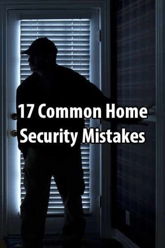 Don&#39;t Make These 17 Common Home Security Mistakes!  http:// buff.ly/2nUN4Qm  &nbsp;             @urbansurvivalsi #safety #homesecurity <br>http://pic.twitter.com/WcyzSD8d2F