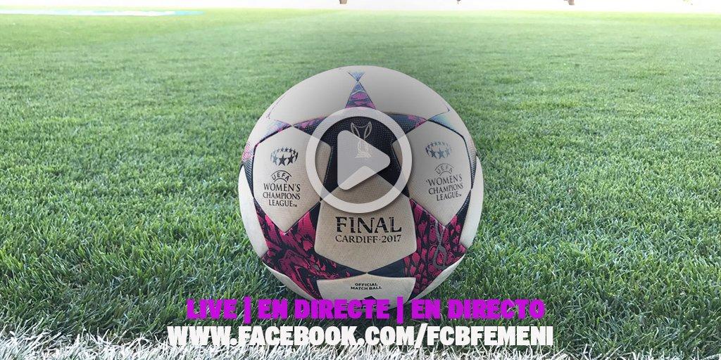 LIVE | DIRECTE | DIRECTO  @FCBfemeni vs @FCRosengard  📺 https://t.co/y...