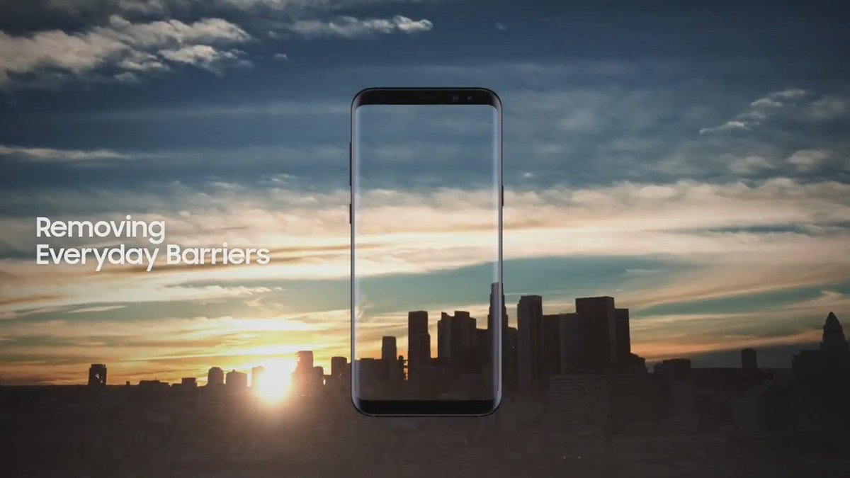 Introducing the new #GalaxyS8 | #GalaxyS8Plus. #UnboxYourPhone Get the...
