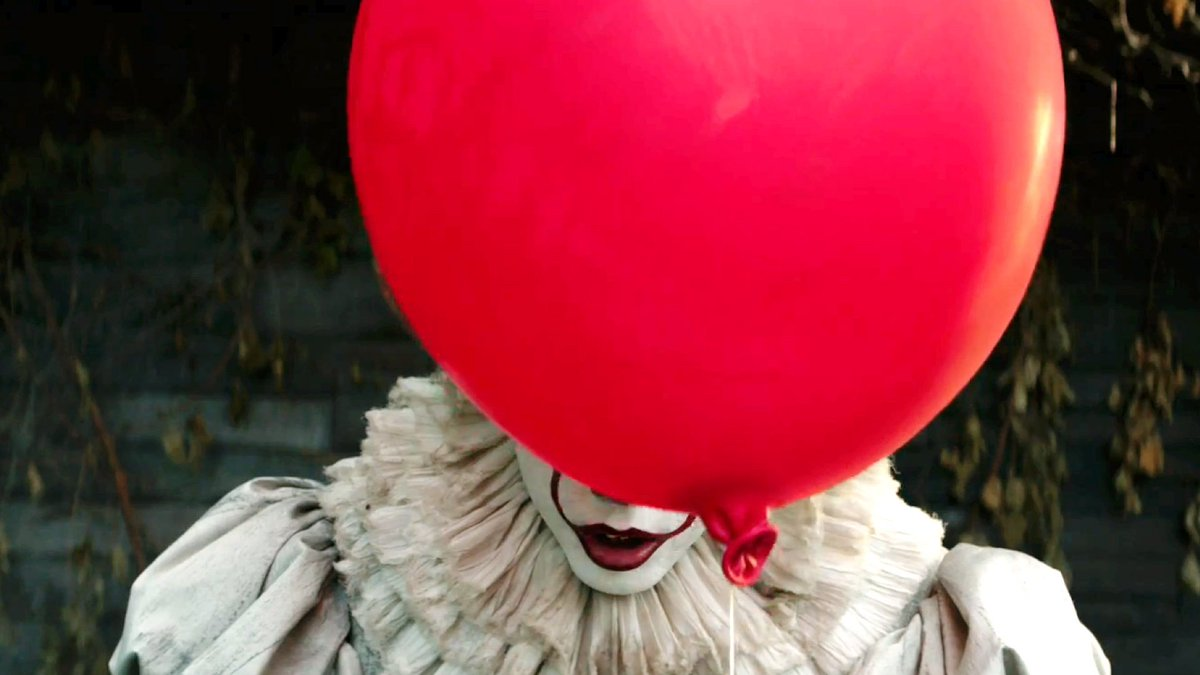 IT's coming... Are you afraid? #ITMovie https://t.co/d9PlUiB2d8
