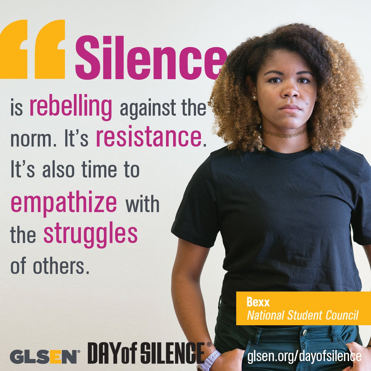 Image result for day of silence