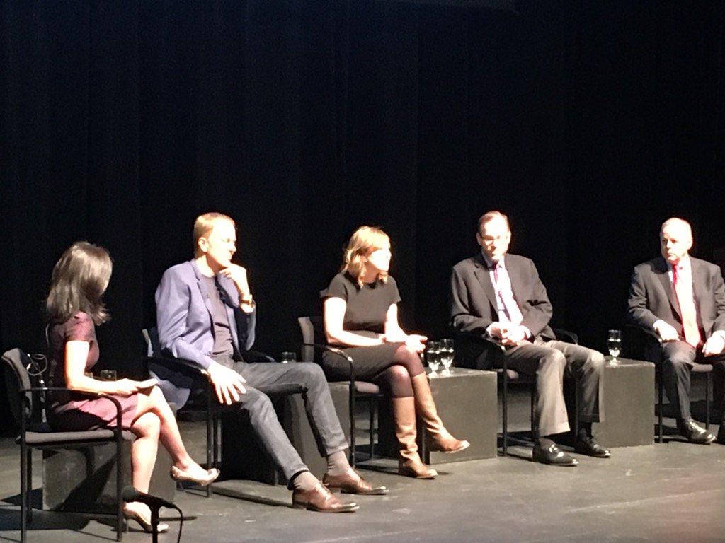 Great @EmersonCollege panel on #FakeNews with  @PeterCasey @katiekings...