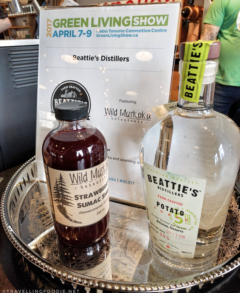 Beattie's Distillers at Green Living Show 2017 Media Preview