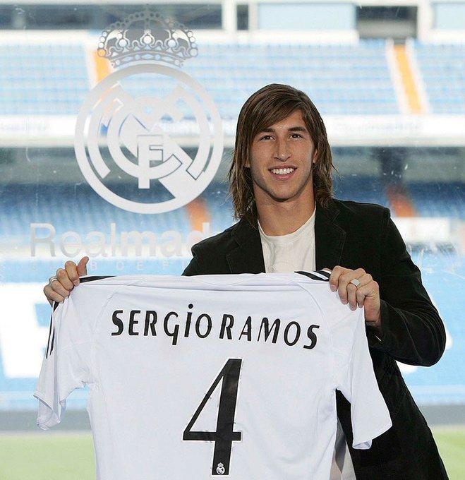 Sergio Ramos Happy birthday     500