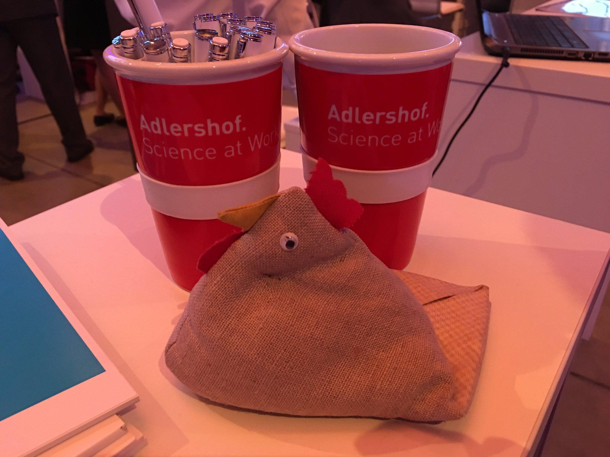 Nachhaltige Kaffeebecher #mnrw17 https://t.co/Zukd2Xoc4D