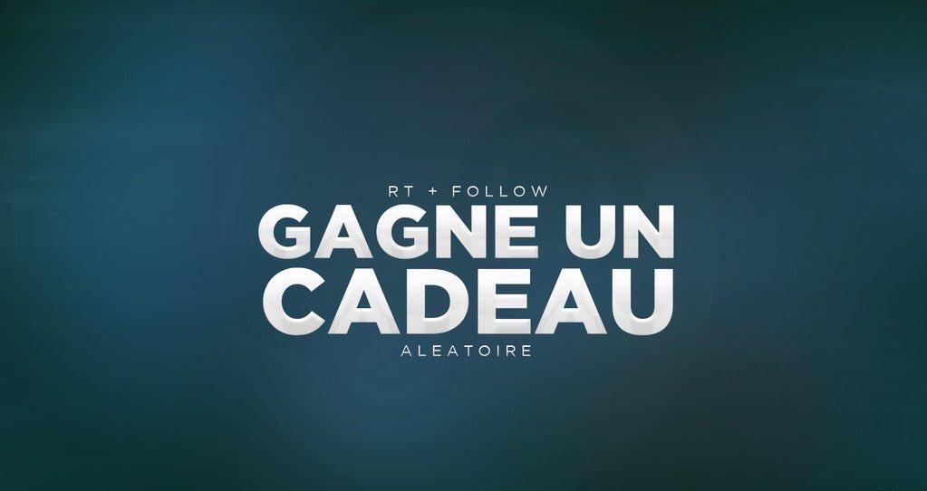 #CONCOURS  Gagne ton lot aleatoire   RT + FOLLOW: @ShenZai_59  @pIaysar  @TrackerFakeFR  @TrackyConcours    TAS : 30 RT <br>http://pic.twitter.com/yeIs7E00Xh