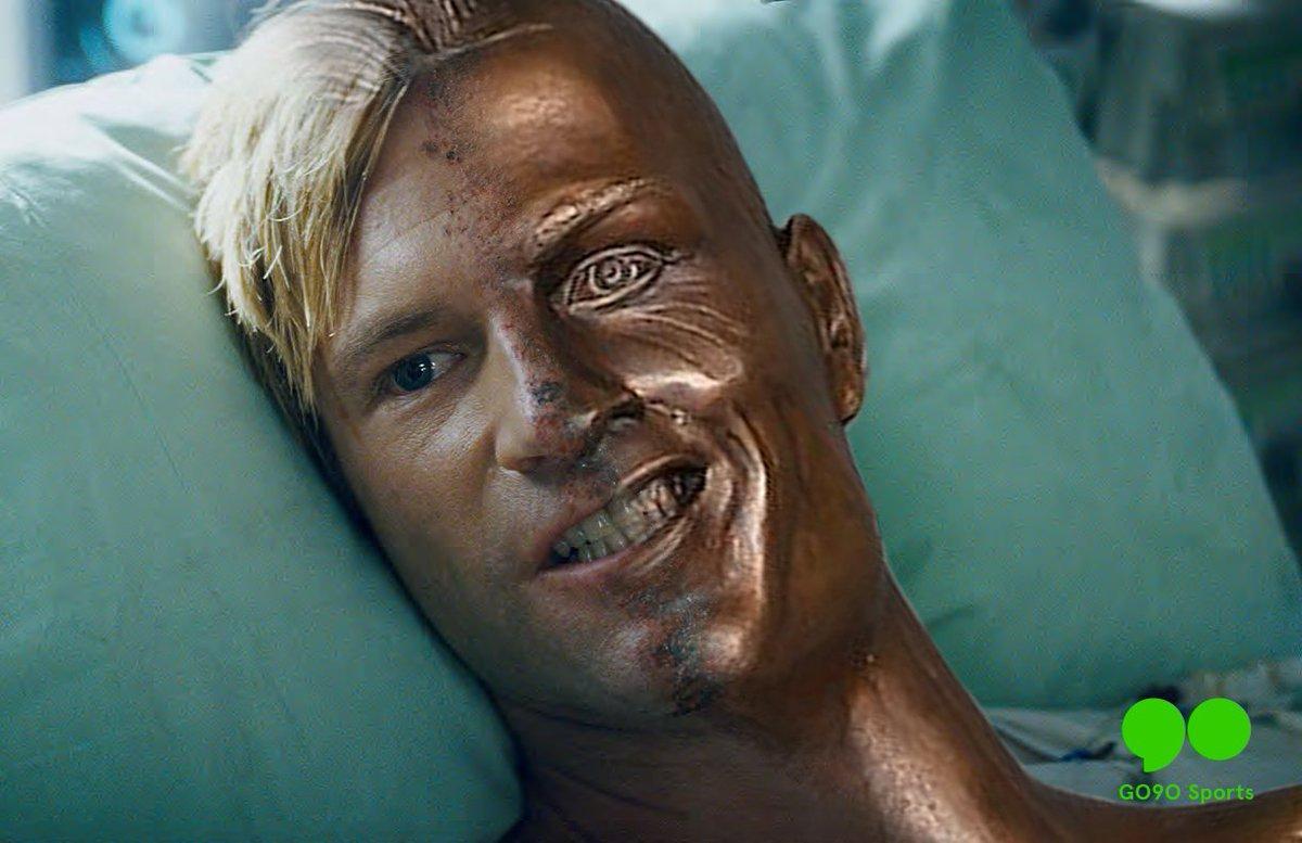 Trey On Twitter RT Nocutcard Ronaldo Statute Look Like 2 Face