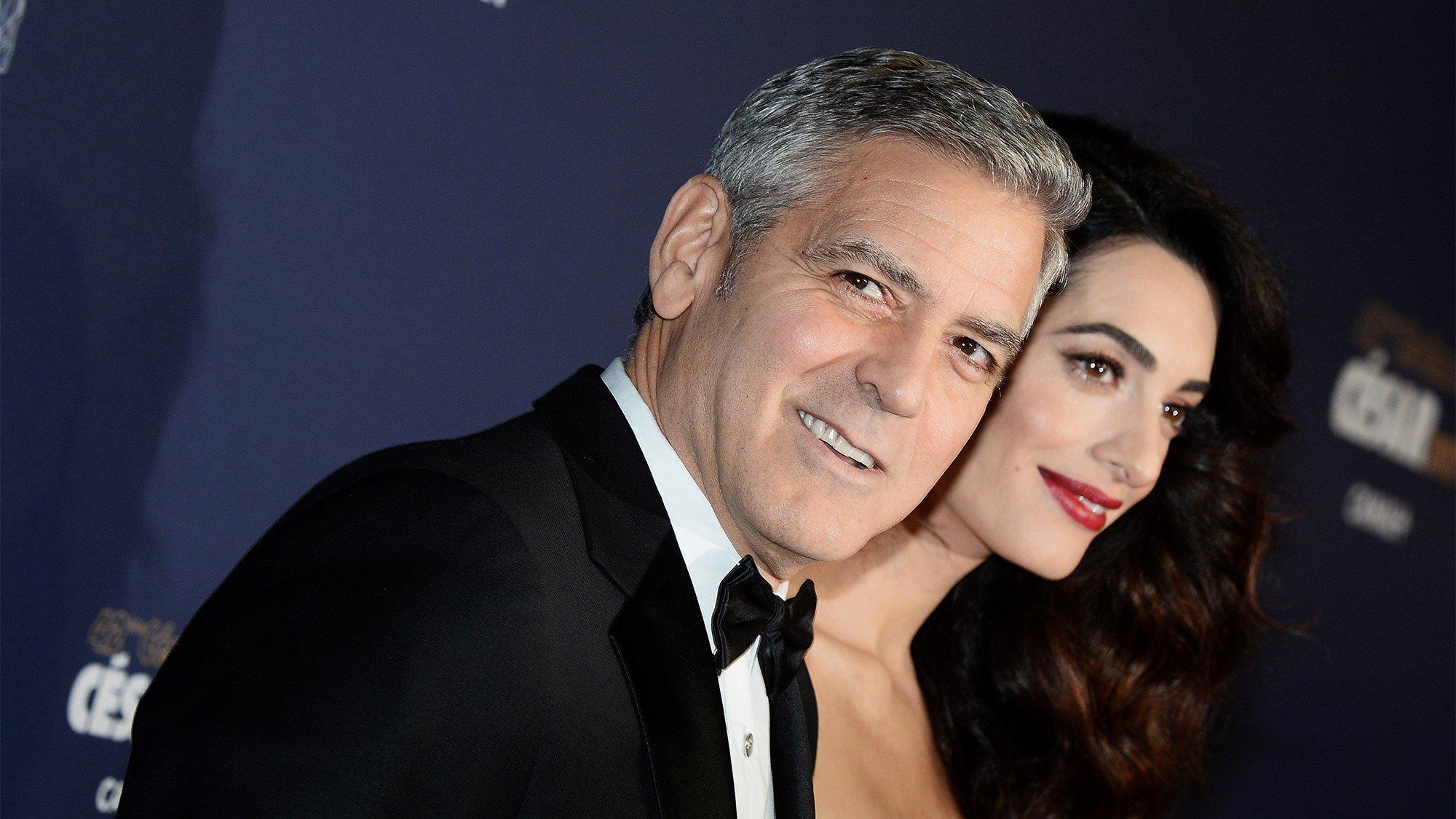 Matt Damon admits George Clooney is nervous about parenthood https://t.co/flJgeH35j5 https://t.co/NR80yZSrKZ