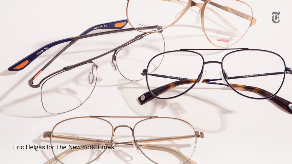Good riddance to geek-chic black-rimmed frames. Old-school aviators are new again https://t.co/j3xaTsoReb https://t.co/8UWbfRZ40J