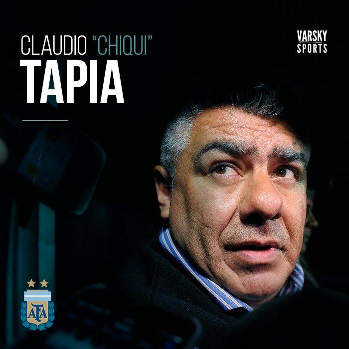 Claudio Chiqui Tapia, de Barracas Central es el nuevo presidente de #A...