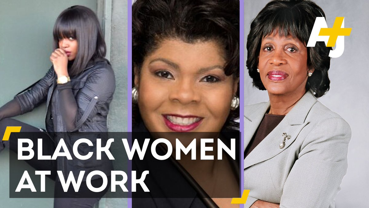 Disrespected, demeaned, talked down to – #BlackWomenAtWork share their...