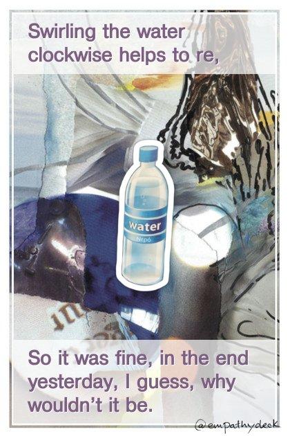 @____severine That feels familiar. #WaterBottle <br>http://pic.twitter.com/AtrLgKzE6v