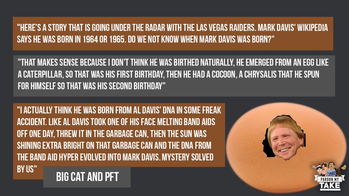Pardon My Take - The only podcast that is reporting the real news, lik...
