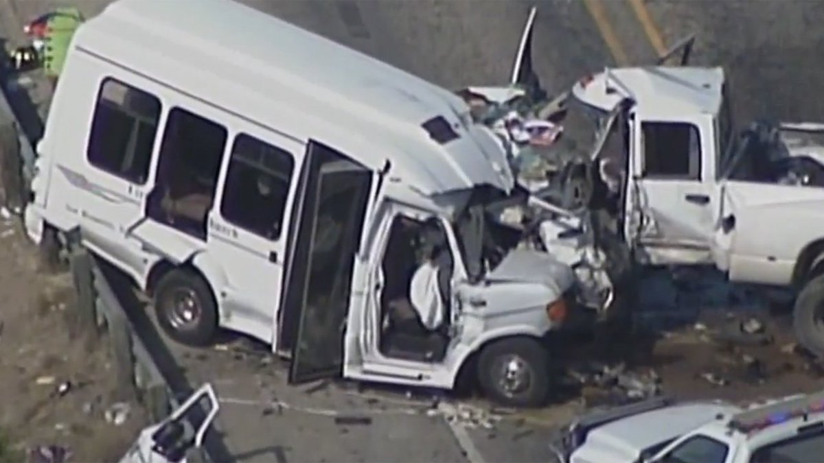 BREAKING: Multiple fatalities reported in Texas church bus crash https...