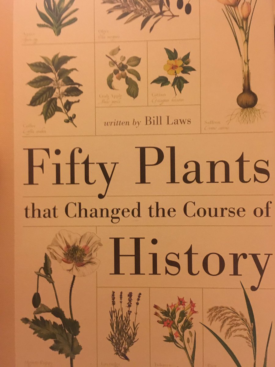 "rob jackson on twitter: ""50 plants that changed the course of"