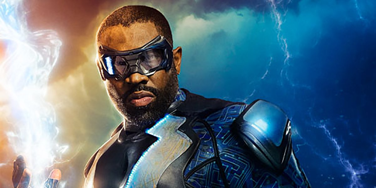 LOOK: The CW's #BlackLightning Arrives in Electrifying First Image htt...