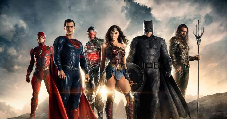 IMAX and Warner Bros. to create VR experiences based on Justice League films