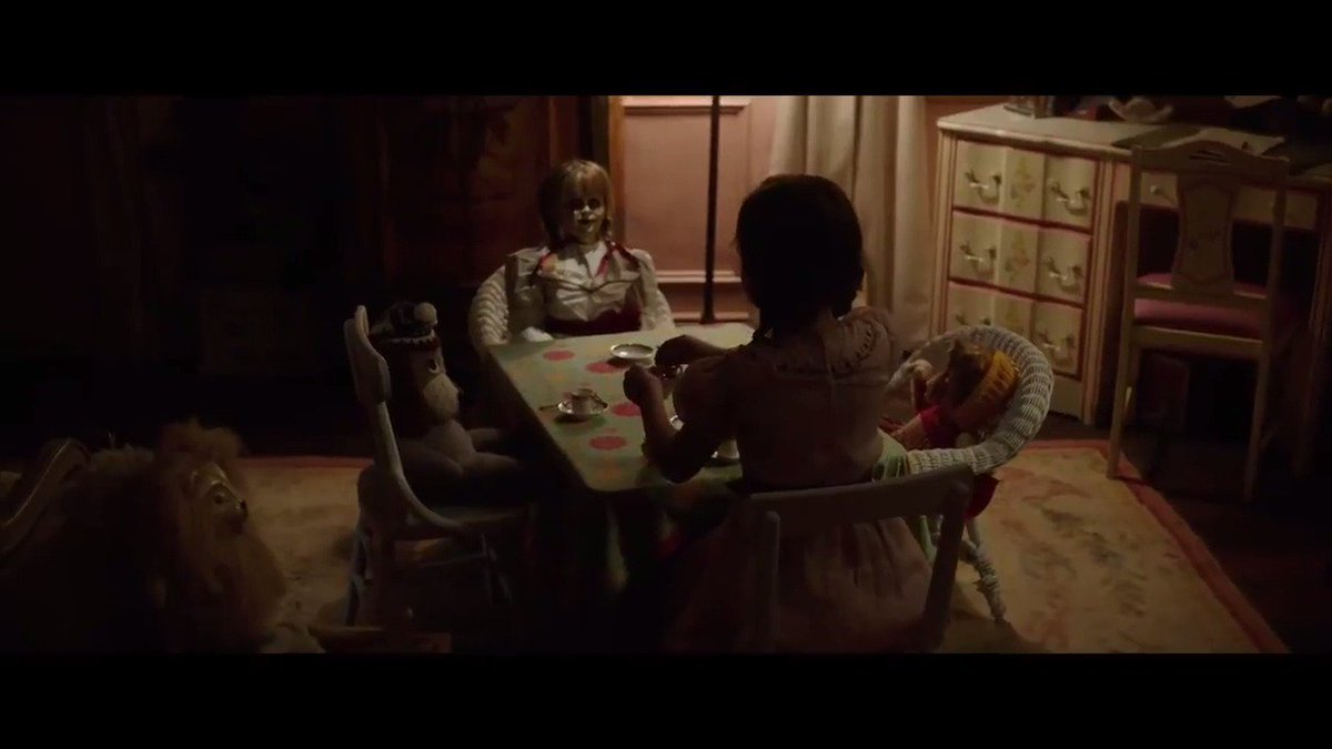 'Annabelle 2' director reveals horror sequel's title will be 'Annabell...