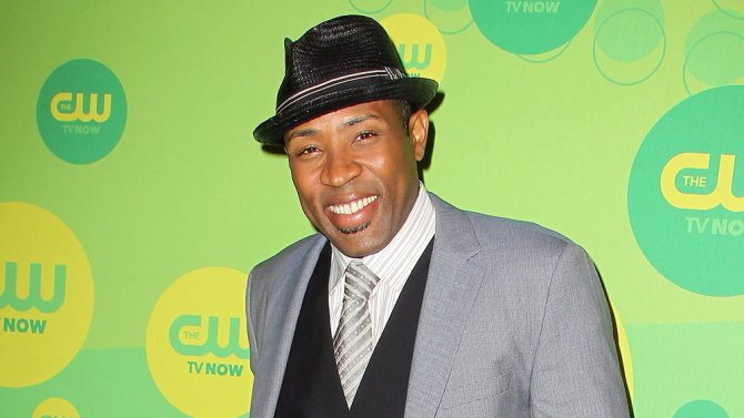 Get the first look at Cress Williams as #BlackLightning in the CW's la...