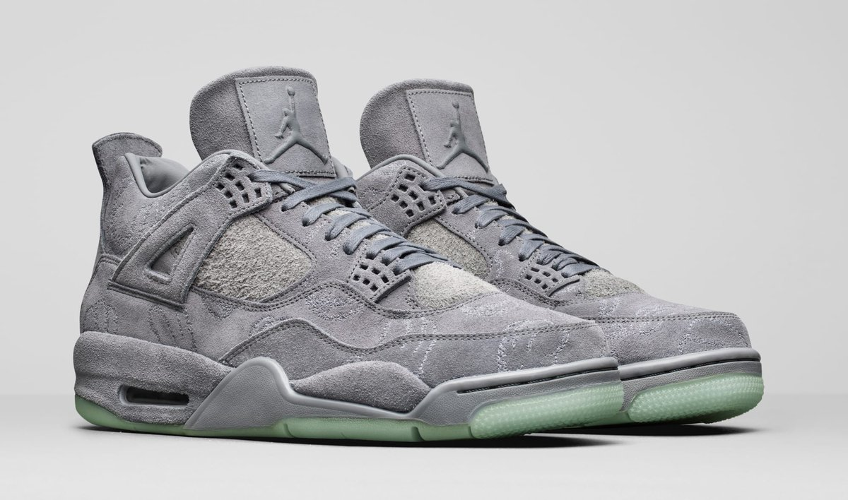 finest selection c0193 6cab3 ... inexpensive enter the nike draw for the kaws x air jordan 4 right now  https 74c47