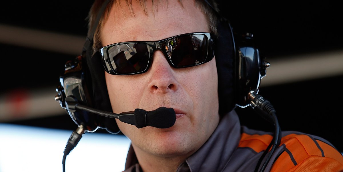 .@JoeGibbsRacing Crew Chief Dave Rogers To Take Personal Leave   Story...